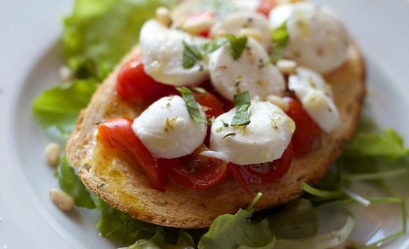 Ventajas de la comida o dieta mediterránea